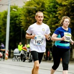 Tallinna Maraton - Mikko Jaakonsaari (1427), Arja Salmi (3582)