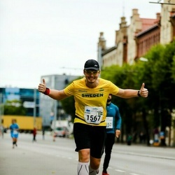 Tallinna Maraton - Björn Blomgren (1567)