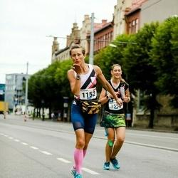 Tallinna Maraton - Dagmara Manka-Wizor (1152), Agnieszka Kruszynska-Ziaja (1553)