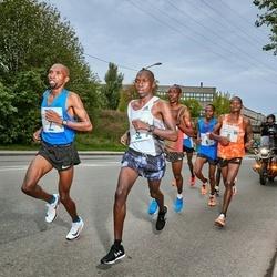 Tallinna Maraton - Alfers Lagat (5), Bernard Kitur (7)