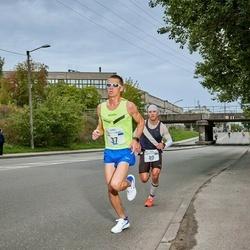 Tallinna Maraton - Kaupo Sasmin (37), Urmas Peiker (80)