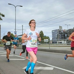 Tallinna Maraton - Agnieszka Karbowiak (1643)