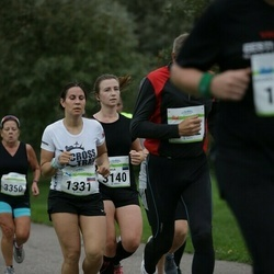 Tallinna Maraton - Diana Iakovleva (1331), Anna-Liisa Pärnalaas (3140)