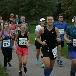 Tallinna Maraton - Anna Bilhovska (2697), Maryna Lapshyna (2698)