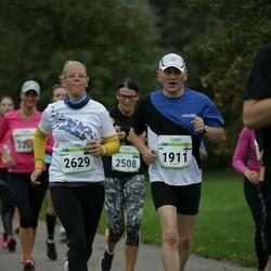 Tallinna Maraton - Kai Mäkela (1911), Marit Rebane (2629)