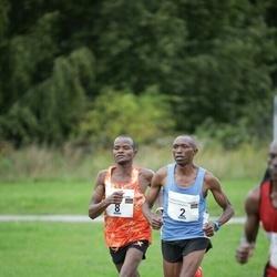 Tallinna Maraton - Bernard Cheruiyot Sang (2), Moses Mbugua Gaikariga (8)