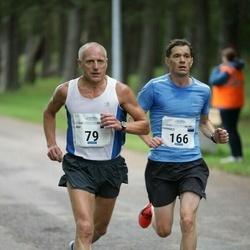 Tallinna Maraton - Ago Veilberg (79), Hannes Normak (166)