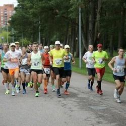 Tallinna Maraton - Guntars Logins (182), Erikas Rutkauskas (209), Meelis Paumets (677)