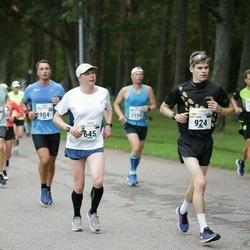 Tallinna Maraton - Riivo Vilgo (645), Carl-Hans Sammel (924)