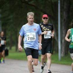 Tallinna Maraton - Veikko Sivosavi (2100)