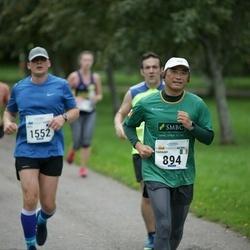 Tallinna Maraton - Tadaaki Sakurai (894), Ahto Hinn (1552)