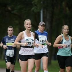 Tallinna Maraton - Sandra Kamarik (1847)