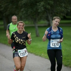 Tallinna Maraton - Aiva Kukmilka (1270), Ineta Korneja (2303)