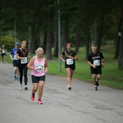 Tallinna Maraton - Virve Tõnne (1487)
