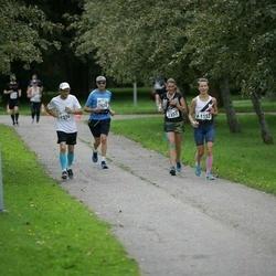 Tallinna Maraton - Dagmara Manka-Wizor (1152), Imre Nursi (1376), Agnieszka Kruszynska-Ziaja (1553), Jean Lietard (1624)