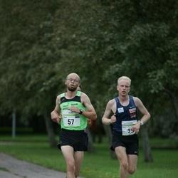 Tallinna Maraton - Bert Tippi (39), Kaarel Piip (57)