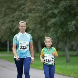 Tallinna Maraton - Mairi Põder (2334), Piia Põder (2362)