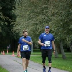 Tallinna Maraton - Madis Koit (2323), Raido Ringmets (2324)