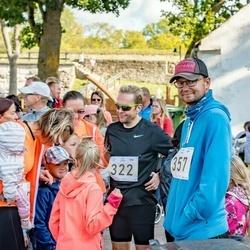 IV Ultima Thule maraton - Gert Lutter (322), Priit Pihel (357)
