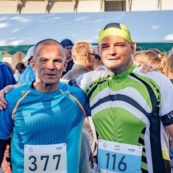 IV Ultima Thule maraton - Ahti Lepp (116), Andre Käen (377)