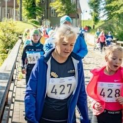 IV Ultima Thule maraton - Piret Kaasik (427), Karmen Kaasik (428)