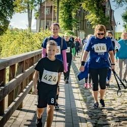 IV Ultima Thule maraton - Ülle Tänav (414), Sander Matt (424)