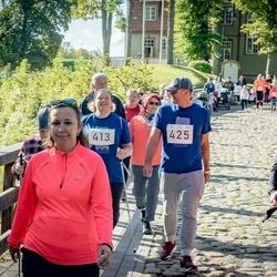 IV Ultima Thule maraton - Helle Kahm (413), Raivo Kahm (425)