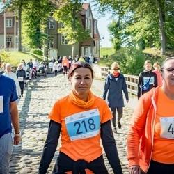 IV Ultima Thule maraton - Lii Kirves (218), Merle Rekaya (411), Raivo Kahm (425)