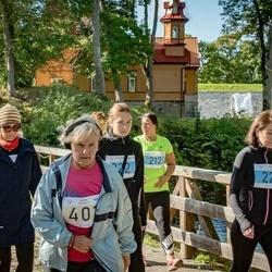 IV Ultima Thule maraton - Riina Jäe (221), Maimu Rannala (401)