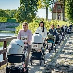 IV Ultima Thule maraton - Brita Uussaar (504), Deisi Klaas (524), Häli Hiiuväin (528)