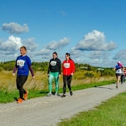 IV Ultima Thule maraton - Diana Lõhmus (415), Monika Liiv (438), Annika Vaher (441)