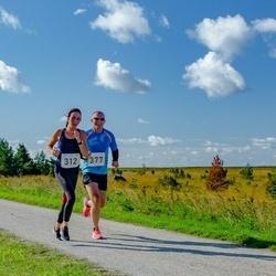 IV Ultima Thule maraton - Riin Magus (312), Andre Käen (377)