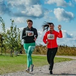 IV Ultima Thule maraton - Monika Liiv (438), Annika Vaher (441)