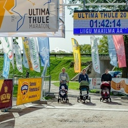 IV Ultima Thule maraton - Brita Uussaar (504), Merita Õigemeel (517)