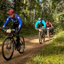 Sportland Kõrvemaa Rattamaraton - Indra Kutser (296), Arne Rehi (297)