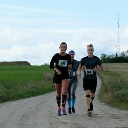 III Vooremaa poolmaraton - Rasmus Randoja (84), Riin Buddell (99)