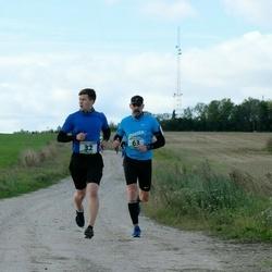 III Vooremaa poolmaraton - Taivo Pärnamets (32), Avo Puusepp (63)