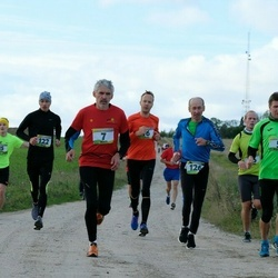 III Vooremaa poolmaraton - Peeter Oranen (5), Mati Koppel (7), Kalev Kajaste (126)