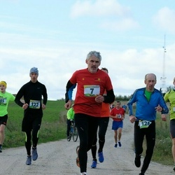 III Vooremaa poolmaraton - Peeter Oranen (5), Mati Koppel (7), Imre Heero (122), Kalev Kajaste (126)