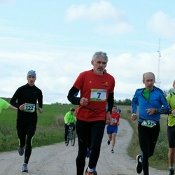 III Vooremaa poolmaraton - Mati Koppel (7), Imre Heero (122), Kalev Kajaste (126)