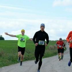 III Vooremaa poolmaraton - Kaspar Kängsepp (85), Imre Heero (122)