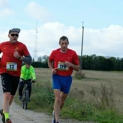 III Vooremaa poolmaraton - Rauno Võsaste (12), Viljar Ott (119)