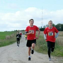 III Vooremaa poolmaraton - Henrik Sass (104), Mattias Pihlak (110)