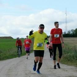 III Vooremaa poolmaraton - Kalmer Vaakmann (6), Rudolf Palk (55)