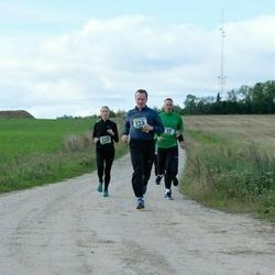 III Vooremaa poolmaraton - Kaarel Kais (17), Jüri Kask (123), Maarit Einsalu (127)