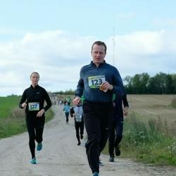 III Vooremaa poolmaraton - Jüri Kask (123), Maarit Einsalu (127)