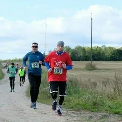 III Vooremaa poolmaraton - Linas Pakutka (94), Märt Tralla (103)