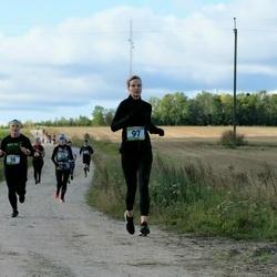 III Vooremaa poolmaraton - Ingrid Ait (18), Liis Pesti (97)
