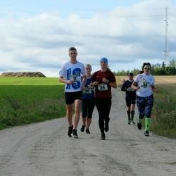 III Vooremaa poolmaraton - Sander Õunapuu (11), Liisbeth Kallis (34)