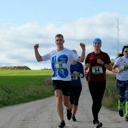 III Vooremaa poolmaraton - Sander Õunapuu (11), Liisbeth Kallis (34), Erle Aasmäe (36)